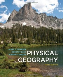 Test bank for Physical Geography 10th Edition by Petersen