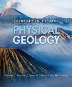 Test bank for Physical Geology 13th Edition by Plummer