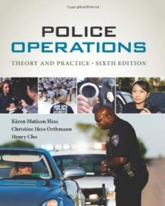 Test bank for Police Operations Theory and Practice 6th Edition by Hess