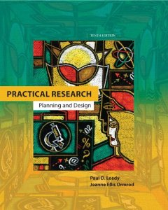Test bank for Practical Research Planning and Design 10th Edition by Leedy