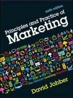 Test bank for Principles and Practice of Marketing 6th Edition by Jobber