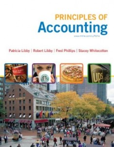 Test bank for Principles of Accounting 1st Edition by Libby