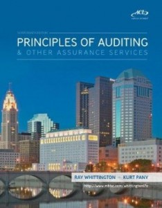 Test bank for Principles of Auditing and Other Assurance Services 17th Edition by Whittington