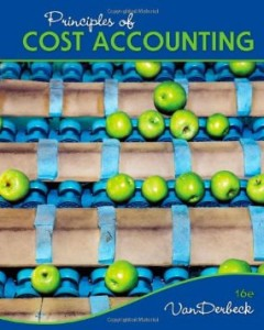 Test bank for Principles of Cost Accounting 16th Edition by Vanderbeck