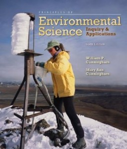 Test bank for Principles of Environmental Science 6th Edition by Cunningham