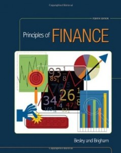 Test bank for Principles of Finance 4th Edition by Besley