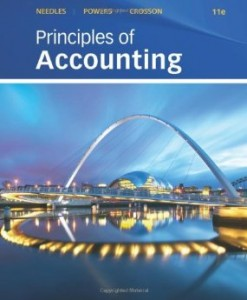 Test bank for Principles of Financial Accounting 11th Edition by Needles