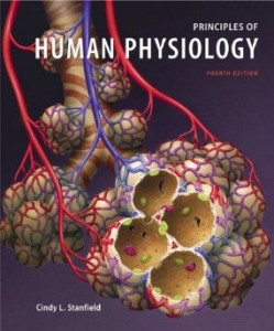 Test bank for Principles of Human Physiology 4th Edition by Stanfield