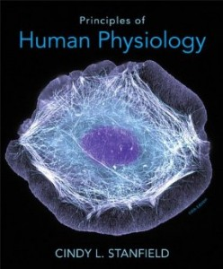 Test bank for Principles of Human Physiology 5th Edition by Stanfield