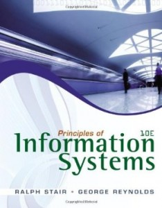 Test bank for Principles of Information Systems 10th Edition by Stair