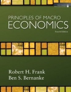 Test bank for Principles of Macroeconomics 4th Edition by Frank