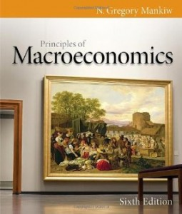 Test bank for Principles of Macroeconomics 6th Edition by Mankiw