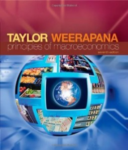 Test bank for Principles of Macroeconomics 7th Edition by Taylor
