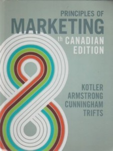 Test bank for Principles of Marketing 8th Canadian Edition by Kotler