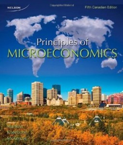 Test bank for Principles of Microeconomics 5th Canadian Edition by Mankiw