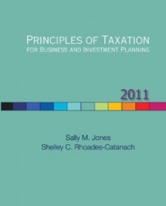 Test bank for Principles of Taxation for Business and Investment Planning 14th Edition by Jones