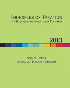 Test bank for Principles of Taxation for Business and Investment Planning 16th Edition by Jones