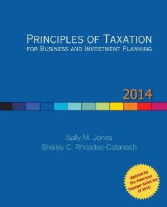 Test bank for Principles of Taxation for Business and Investment Planning 17th 2014 Edition by Jones