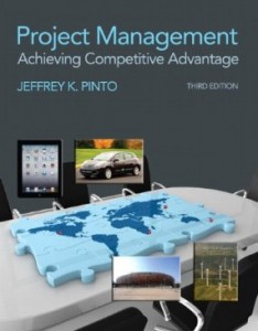 Test bank for Project Management Achieving Competitive Advantage 3rd Edition by Pinto