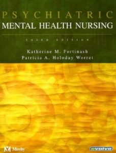 Test bank for Psychiatric Mental Health Nursing 3rd Edition by Fortinash