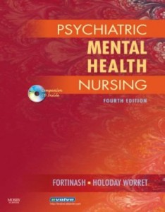 Test bank for Psychiatric Mental Health Nursing 4th Edition by Fortinash