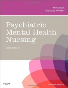 Test bank for Psychiatric Mental Health Nursing 5th Edition by Fortinash