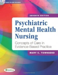 Test bank for Psychiatric Mental Health Nursing Concepts of Care in Evidence Based Practice 7th Edition by Townsend