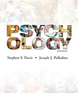 Test bank for Psychology 6th Edition by Davis