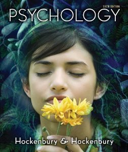 Test bank for Psychology 6th Edition by Hockenbury