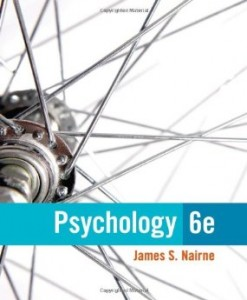Test bank for Psychology 6th Edition by Nairne