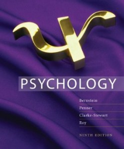 Test bank for Psychology 9th Edition by Bernstein