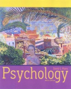 Test bank for Psychology 9th Edition by Myers