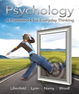 Test bank for Psychology A Framework for Everyday Thinking 1st Edition by Lilienfel
