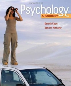 Test bank for Psychology A Journey 4th Edition by Coon