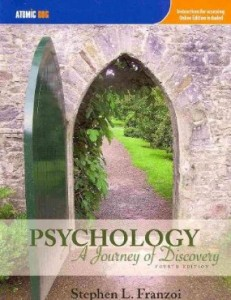 Test bank for Psychology A Journey of Discovery 4th Edition by Franzoi