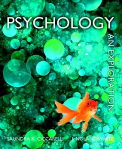 Test bank for Psychology An Exploration 1st Edition by Ciccarelli
