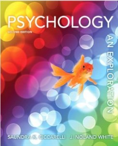 Test bank for Psychology An Exploration 2nd Edition by Ciccarelli