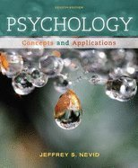 Test bank for Psychology Concepts and Applications 4th Edition by Nevid