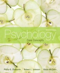 Test bank for Psychology Core Concepts 7th Edition by Zimbardo