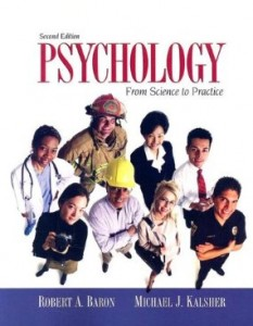 Test bank for Psychology From Science to Practice 2nd Edition by Baron