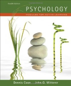 Test bank for Psychology Modules for Active Learning 12th Edition by Coon