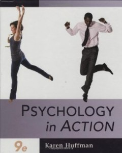 Test bank for Psychology in Action 9th Edition by Huffman