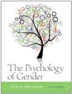 Test bank for Psychology of Gender 4th Edition by Helgeson