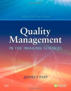 Test bank for Quality Management in the Imaging Sciences 4th Edition by Papp