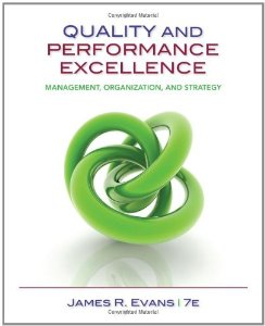 Test bank for Quality and Performance Excellence 7th Edition by Evans