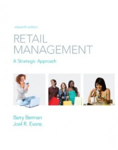 Test bank for Retail Management A Strategic Approach 11th Edition by Berman