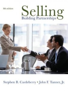 Test bank for Selling Building Partnerships 8th Edition by Castleberry