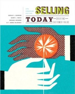 Test bank for Selling Today Creating Customer Value 5th Canadian Edition by Manning