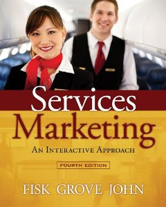 Test bank for Services Marketing Interactive Approach 4th Edition by Fisk
