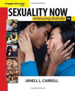 Test bank for Sexuality Now Embracing Diversity 3rd Edition by Carroll